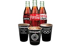 Coca-Cola Chaqwa logo